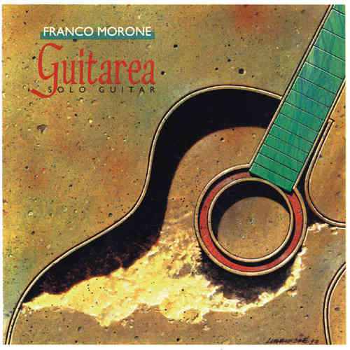 Franco Morone - Guitarea