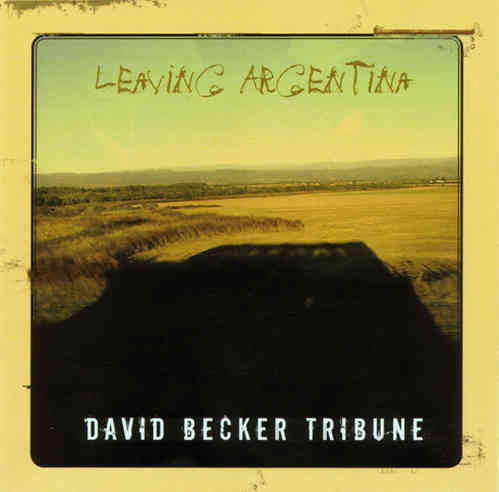 David Becker Tribune - Leaving Argentina
