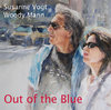 Woody Mann & Susanne Vogt - Out Of The Blue