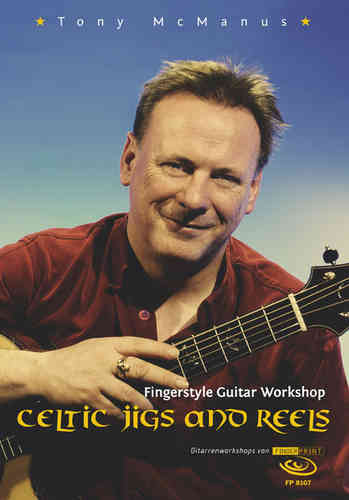 Tony McManus – Celtic Jigs and Reels (DVD & Buch)