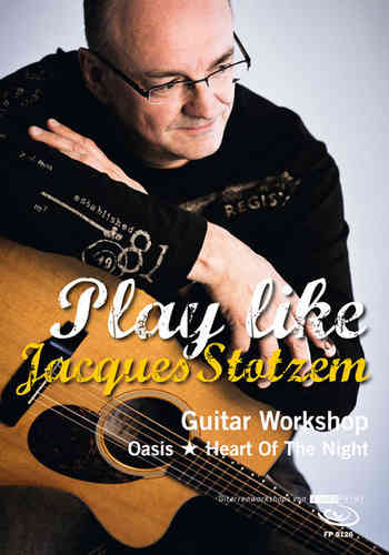 Play like Jacques Stotzem (DVD & Buch)