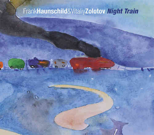 Frank Haunschild & Vitaliy Zolotov - Night Train