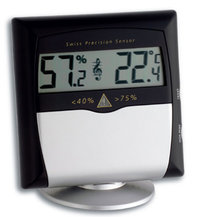 TFA MusiControl - Digitales Thermo-Hygrometer