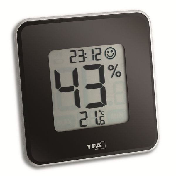 TFA Thermo-Hygrometer 'Style'
