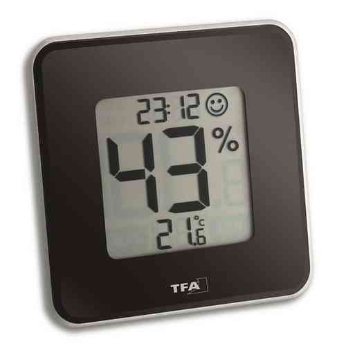 TFA Digitales Thermo-Hygrometer 'Style'