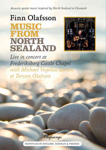 Finn Olafsson - Music From North Sealand (DVD)