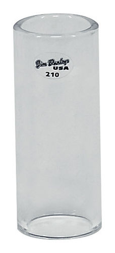 Dunlop Slide #210 Glass Medium Wall