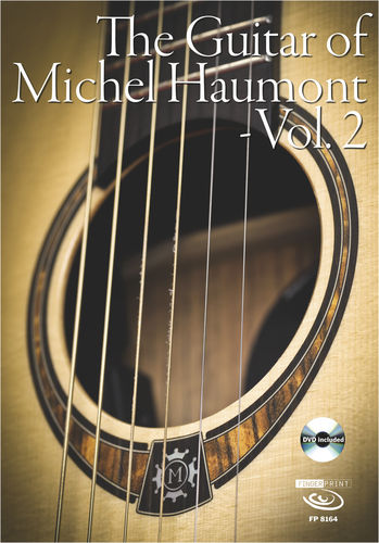 The Guitar of Michel Haumont - Vol. 2 (Buch & DVD)