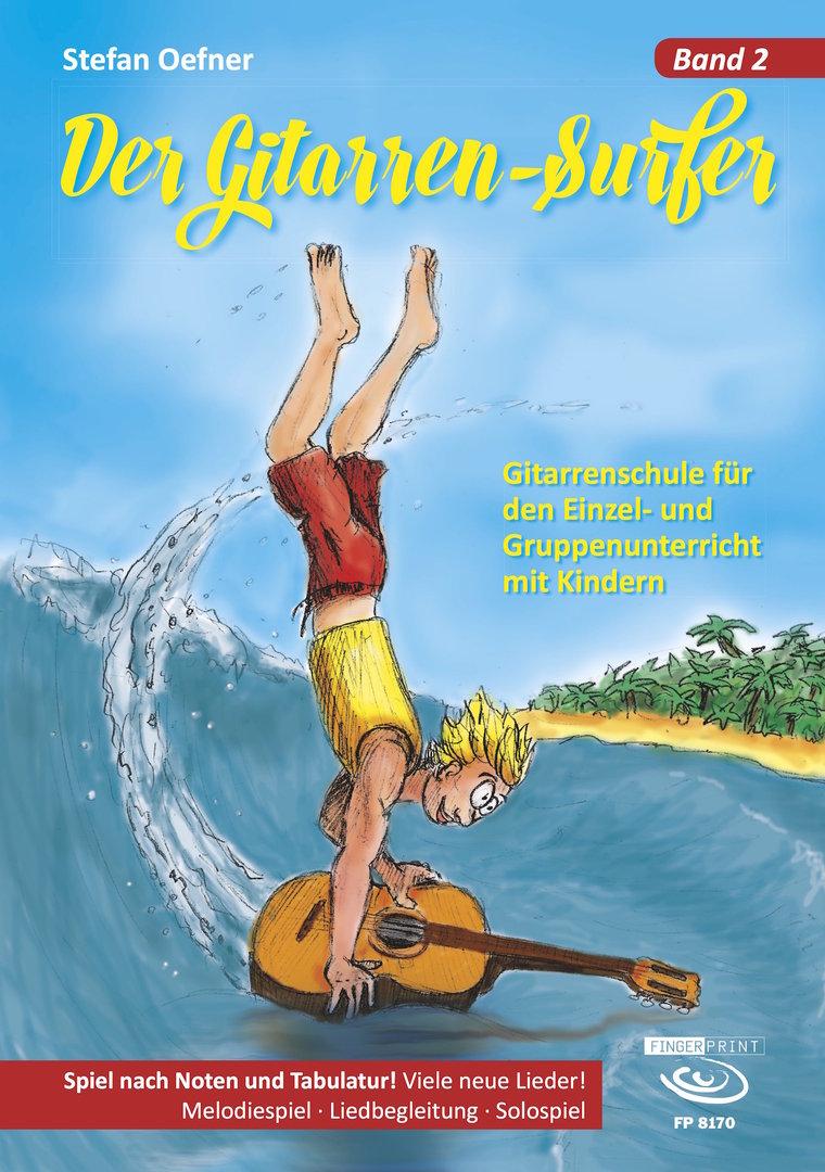 Gitarren-Surfer