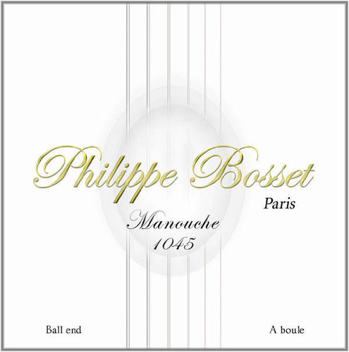 Philippe Bosset Manouche Strings (for Gypsy Jazz)