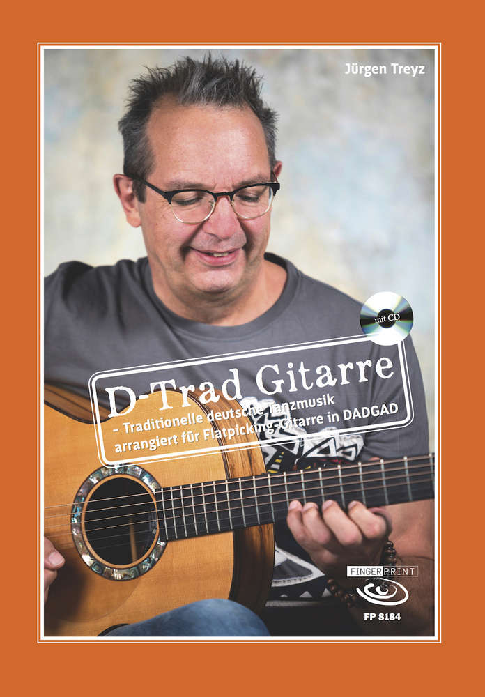 D-Trad-Gitarre