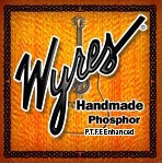 Wyres Strings • Phosphor Bronze • coated • gauges 12-53