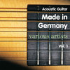 Various Artists - Acoustic Guitar Made In Germany, Vol. 1