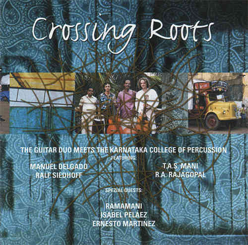 Guitar Duo - Crossing Roots