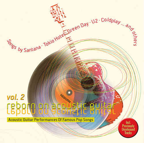 Various Artists - Reborn on Acoustic Guitar, Vol. 2