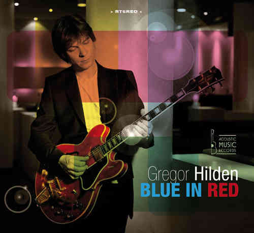 Gregor Hilden - Blue in Red