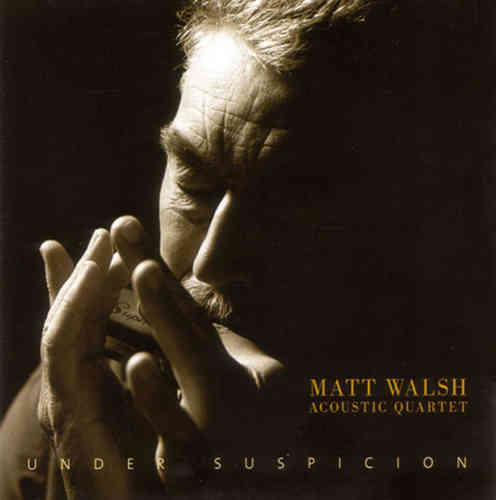 Matt Walsh Acoustic Quartet - Under Suspicion