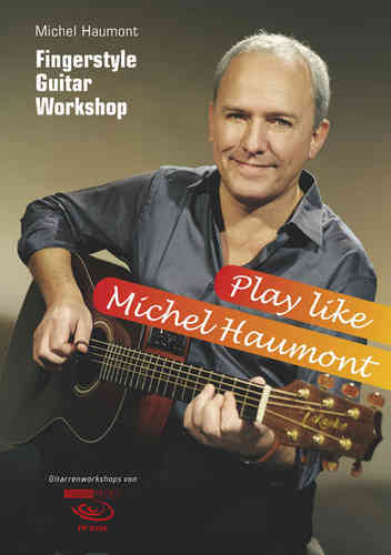 Michel Haumont – Play like Michel Haumont (Buch & CD)