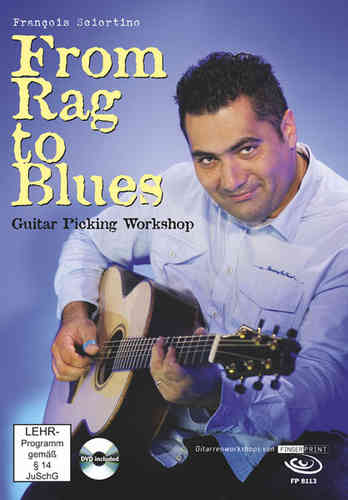 François Sciortino – From Rag to Blues