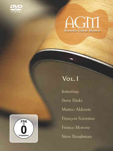 Acoustic Guitar Masters, Vol. 1