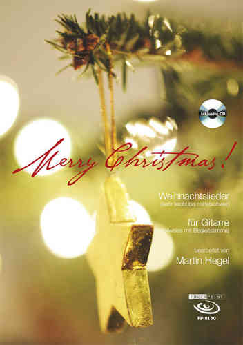Martin Hegel – Merry Christmas (Book + CD)
