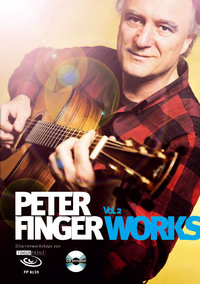 Peter Finger - Works, Vol. 2 (Buch & CD)