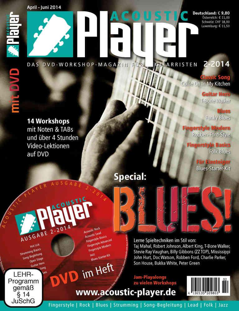 ACOUSTIC PLAYER – Ausgabe 2/2014