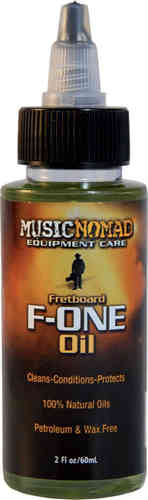 MusicNomad MN105 F-One Oil Fretboard Cleaner