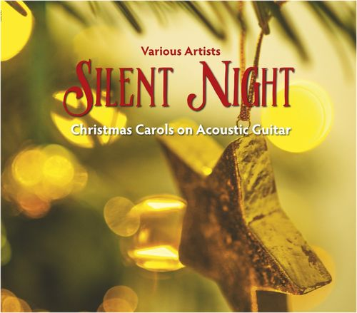 Silent Night - Christmas Carols on Acoustic Guitar