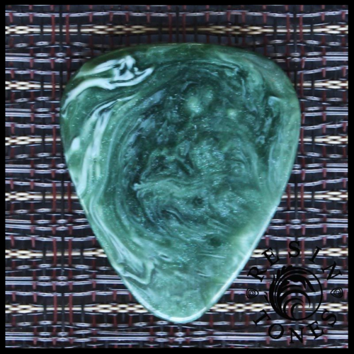 Resin Tones Guitar Pick - Moondance