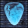 Resin Tones Guitar Pick - Mr. Blue Sky