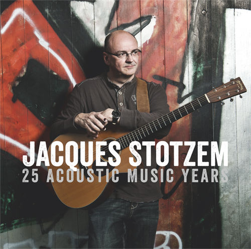 Jacques Stotzem - 25 Acoustic Music Years (CD)