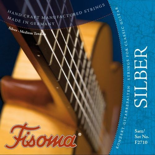 Fisoma Silber - Strings for Classical Guitar