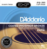 D'Addario EXP16 with D'Addario Soundhole-Tuner CT-15