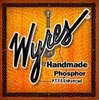 Wyres Strings • Phosphor Bronze • coated • gauges 12-56