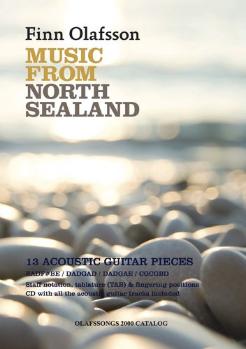 Finn Olafsson - Music Of North Sealand (Notenbuch)