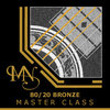 Newtone Master Class 80/20 Bronze Custom Medium (12-56)