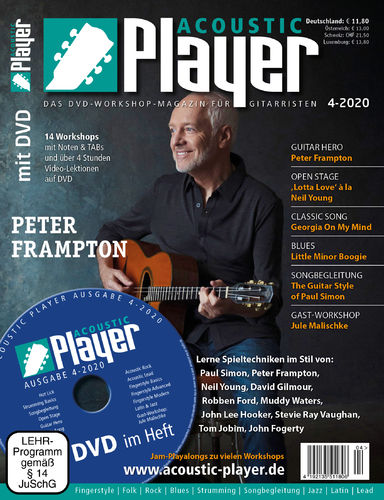 ACOUSTIC PLAYER – Ausgabe 4/2020