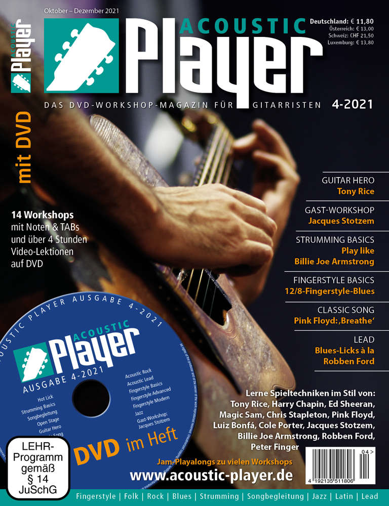 Acoustic Player 4-21